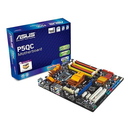 Asus P5P41TD Intel Chipset Driver