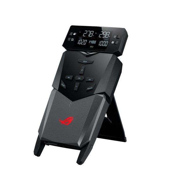 oc panel ii motherboard accessories asus australia. Black Bedroom Furniture Sets. Home Design Ideas