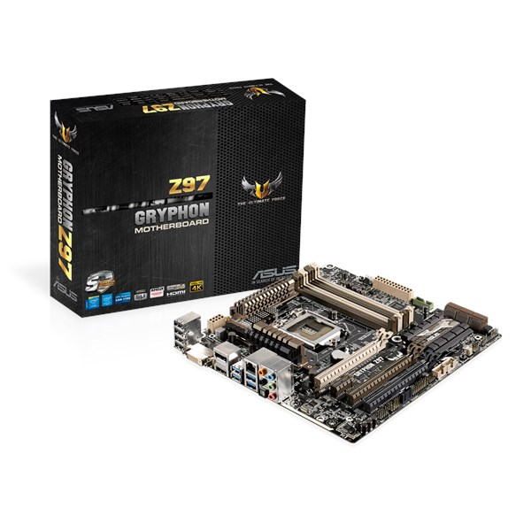 Drivers for Asus GRYPHON Z97 Turbo LAN