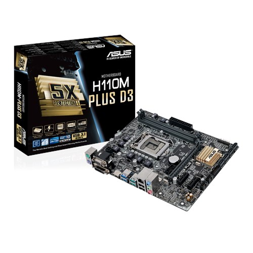 DRIVERS FOR ASUS H110M-PLUS D3