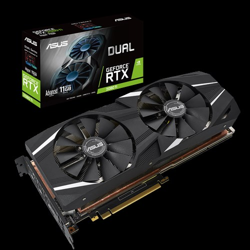 DUAL-RTX2080TI-A11G | Graphics Cards | ASUS Global