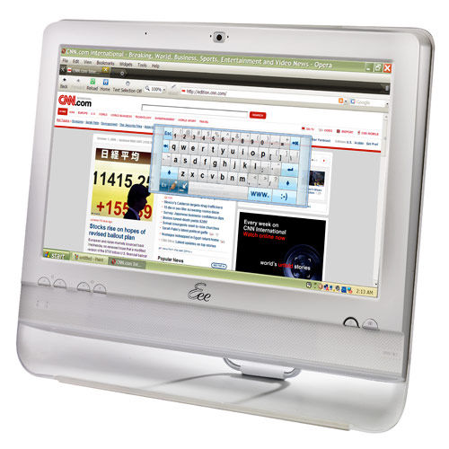 Asus EeeTop PC ET1601 Intel Drivers for Windows Mac