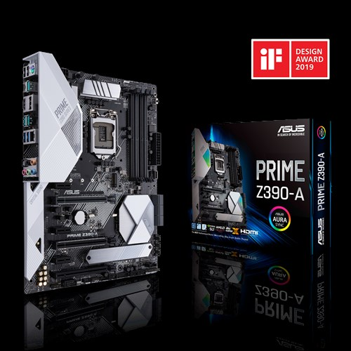 Prime Z390 A Motherboards Asus Canada