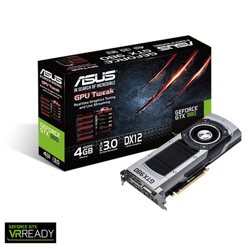GTX980-4GD5 | Graphics Cards | ASUS USA
