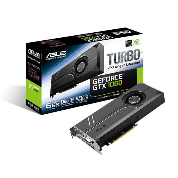 TURBO-GTX1060-6G | Graphics Cards | ASUS United Kingdom