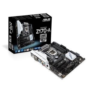 Z170-A Manual   Motherboards   ASUS USA on