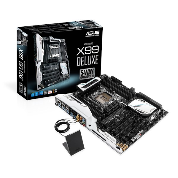 ASUS X99-DELUXE Intel Gigabit Ethernet Drivers for Windows 7