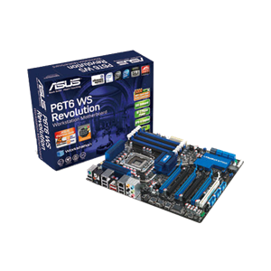 P6T6 WS Revolution CPU Support | Motherboards | ASUS Malaysia