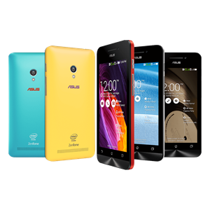 Asus Zenfone (A450Cg) Software Image: V5.4.2 For Ww Sku Only* Firmware