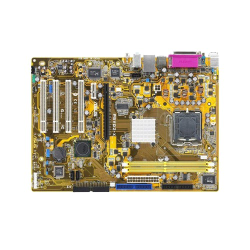 driver de audio placa mae asus p5vd2-mx