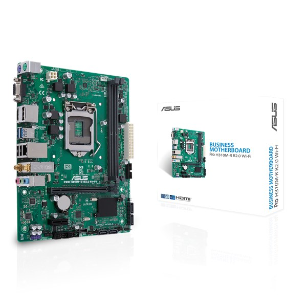 Pro H310M-R R2 0 WI-FI | Motherboards | ASUS Global