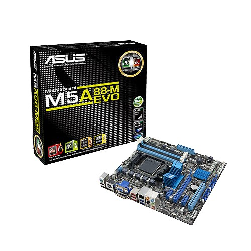 Asus M5A88-M EVO Driver for PC