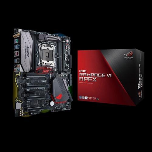 ASUS ROG RAMPAGE VI APEX vs ASRock X299 OC Formula | DDR4Motherboard