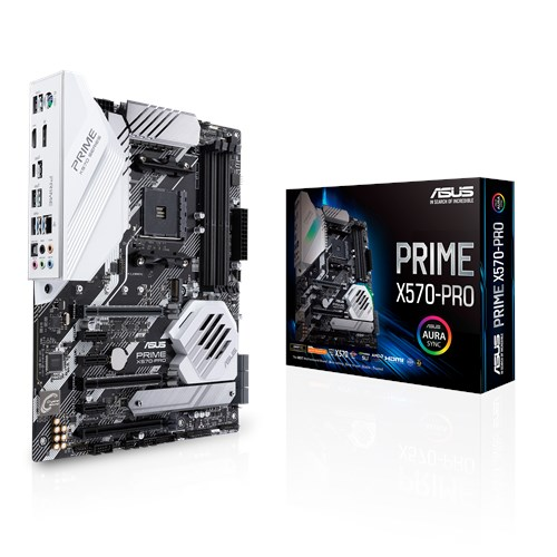 Prime X570 Pro Motherboards Asus Usa