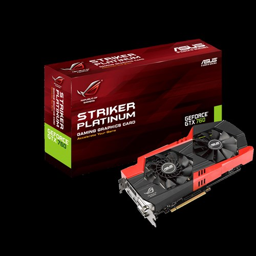 ROG STRIKER-GTX760-P-4GD5