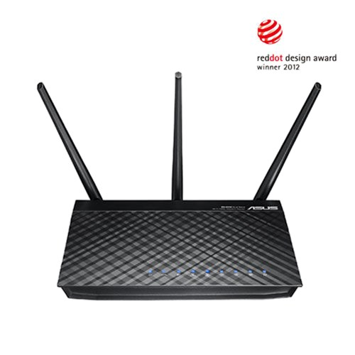 how to connect asus 1900p router to a modem