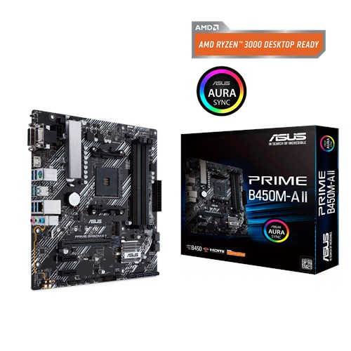 PRIME-B450M-A-II