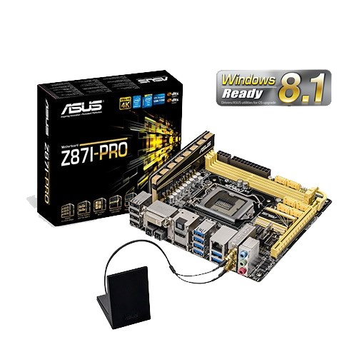 ASUS Z87I-PRO INTEL RST DRIVER DOWNLOAD (2019)