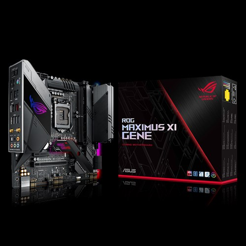 ROG MAXIMUS XI GENE | Motherboards | ASUS Global