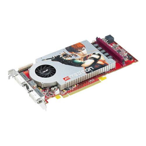 Asus ATI Radeon X1800 XL EAX1800XL/2DHTV/256M Windows Vista 64-BIT