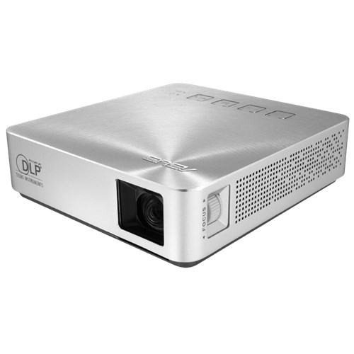 ASUS S1 Projector LED - 200L (Requires A Dark Room) - WVGA