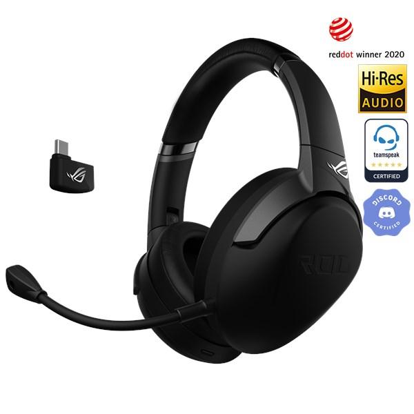 Rog Strix Go 2 4 Headphones Headsets Asus Global