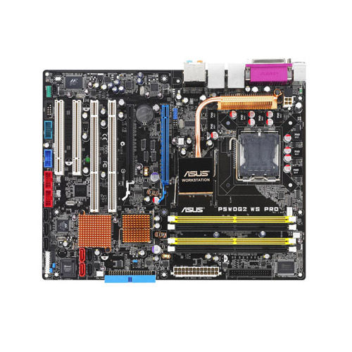 Drivers for ASUS P5NT WS Motherboard for Windows 7