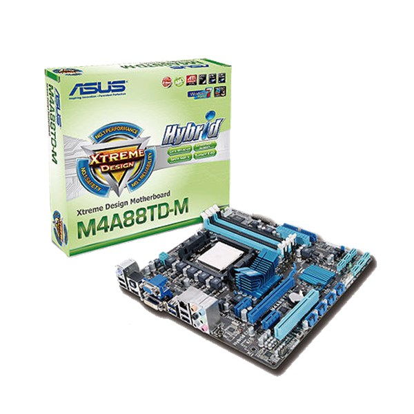 M4A88TD-M | Motherboards | ASUS Global