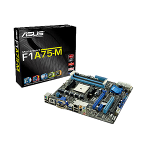 Asus F1A75-M LE Bupdater Drivers for Windows XP
