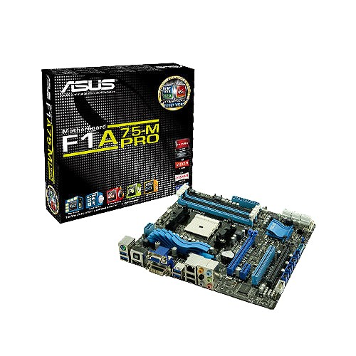 F1A75-M PRO | Motherboards | ASUS Global