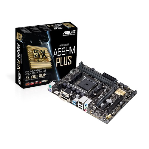 ASUS A68HM-F AMD Chipset/Graphics Driver for Windows 10