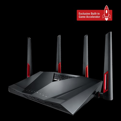 Dual-Band Wireless-AC3100 Gigabit Router