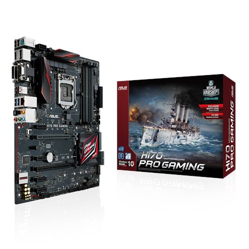 ASUS H170-PRO DRIVERS FOR WINDOWS 7