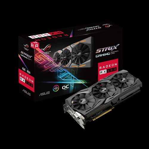 ROG-STRIX-RX580-O8G-GAMING | Graphics Cards | ASUS Global