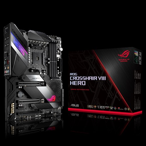 ROG Crosshair VIII Hero