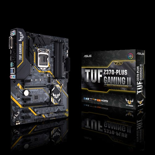 TUF Z370-PLUS GAMING II