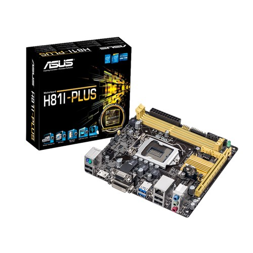 ASUS H81I-PLUS INTEL CHIPSET DRIVERS FOR PC