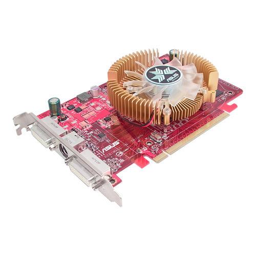 Ah3650 silent/htdi/512m | graphics cards | asus global.