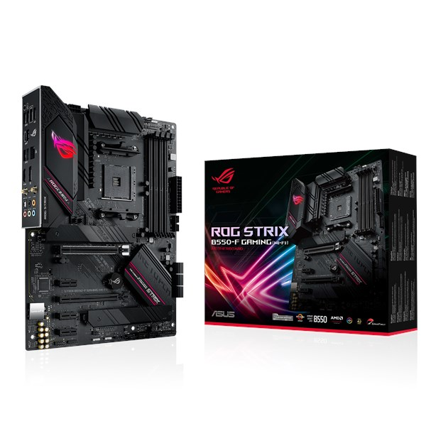 MOTHERBOARD ASUS B550F ROG STRIX GAMING WIFI AM4