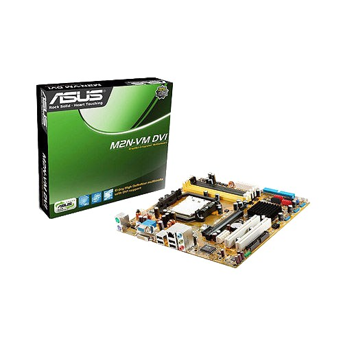 ASUS M2N VM DVI WINDOWS VISTA DRIVER