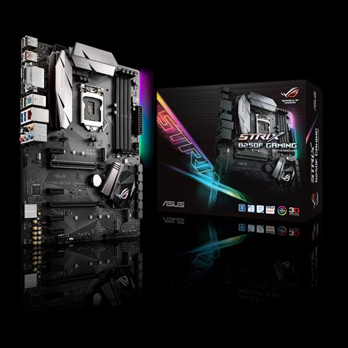 ROG STRIX B250F GAMING | Motherboards | ASUS USA