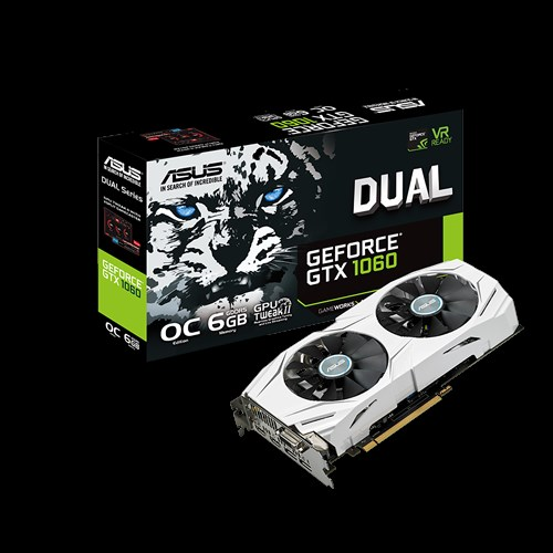 DUAL-GTX1060-O6G | Graphics Cards | ASUS Global