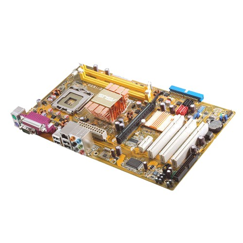 Asus ET2400E Intel Chipset 64x
