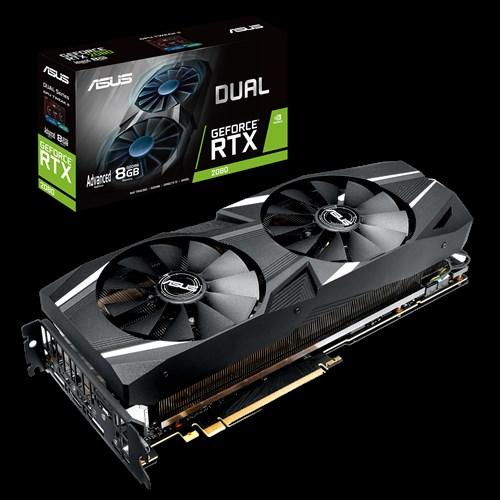 DUAL-RTX2080-A8G | Graphics Cards | ASUS USA