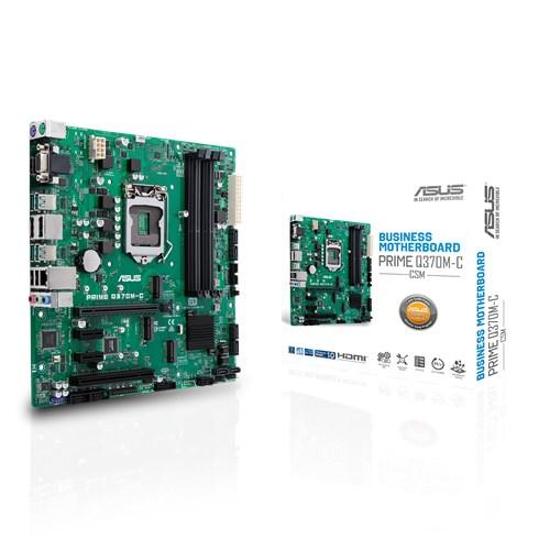 PRIME Q370M-C/CSM   Motherboards   ASUS Global