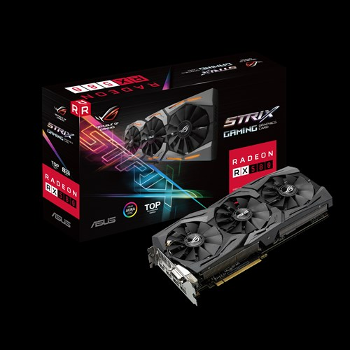 ROG-STRIX-RX580-T8G-GAMING | Graphics Cards | ASUS
