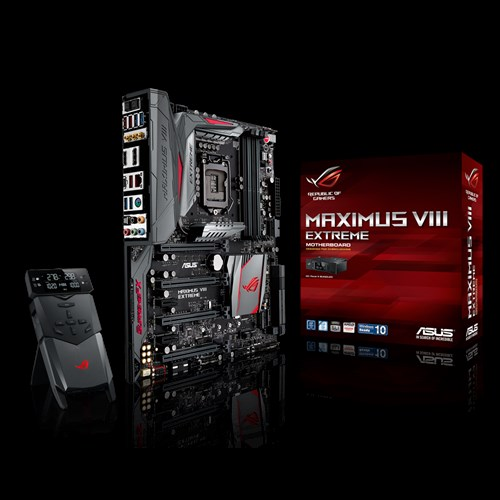ASUS MAXIMUS VIII EXTREME Drivers for Windows Download