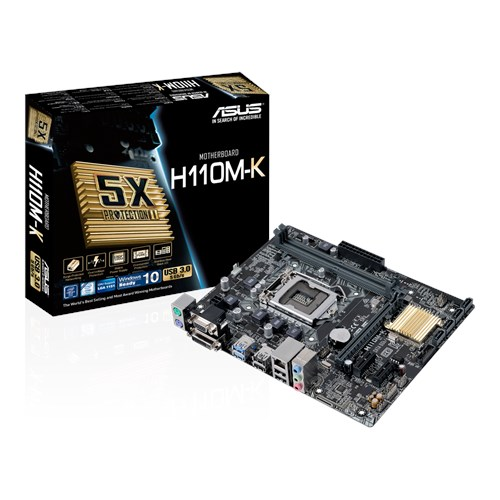 H110M-K | Motherboards | ASUS USA