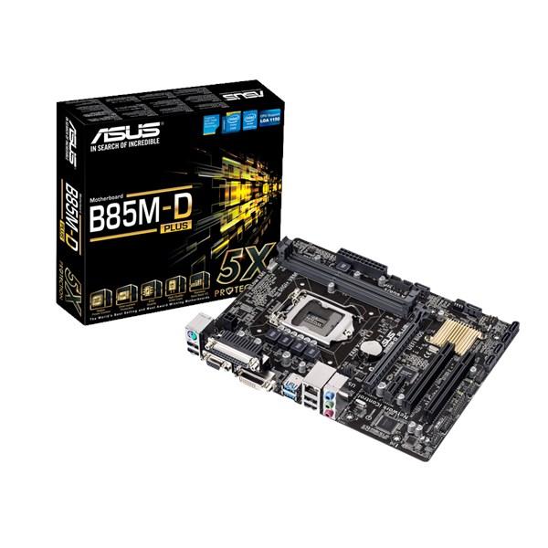 ASUS B85M-D Realtek Audio Driver for Windows 10