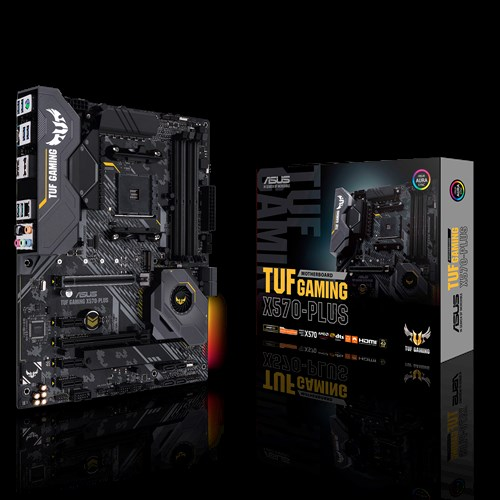 TUF GAMING X570-PLUS
